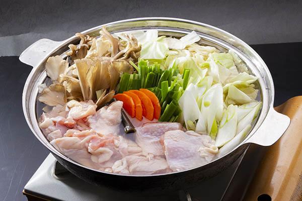若鶏の水炊き 茨城 水戸 梅み月 グランドメニュー